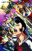 Space Dandy by AnimeplexEnter
