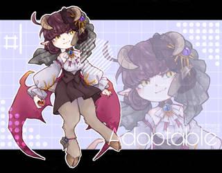 Adoptable Auction #1 [ OPEN ] by KuroBosu121