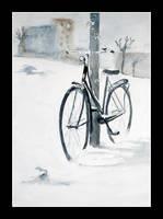 Bike by stokrotas