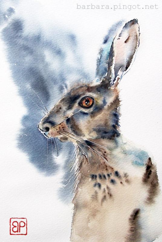 Pan Zajac/Mr Hare by stokrotas