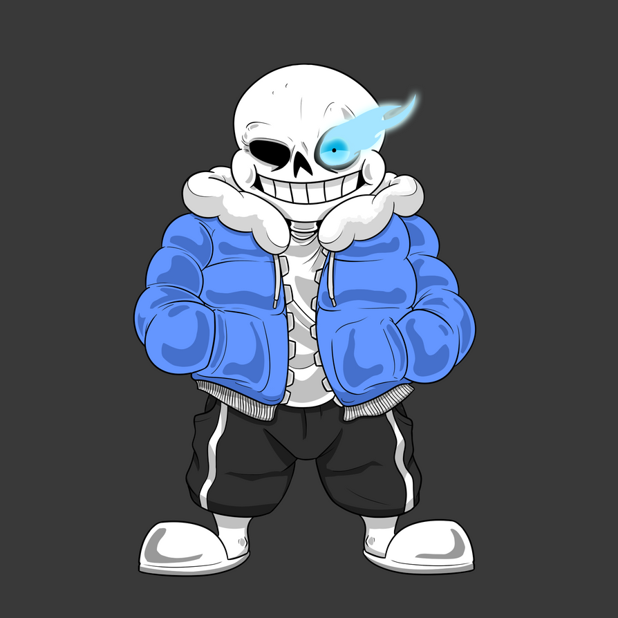 Sans - Undertale by crazymoh11