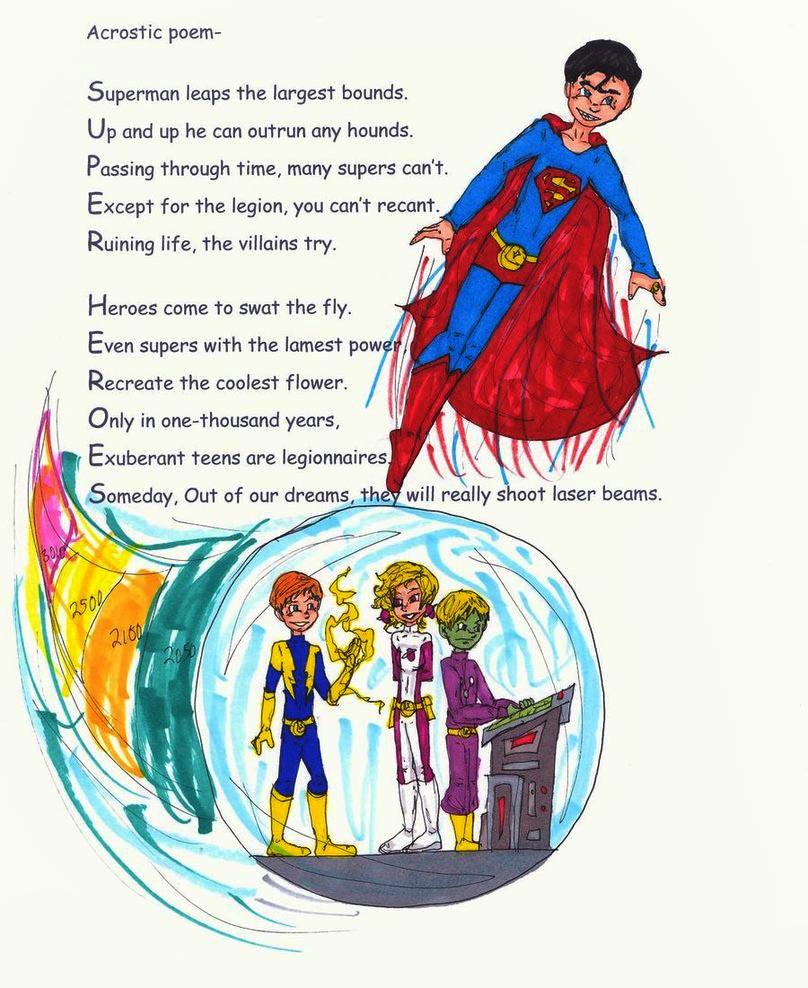 Super Hero Poem by LOSHComixfan on DeviantArt