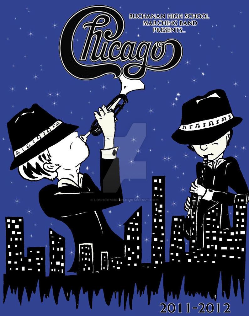 Chicago T Shirt Design By Loshcomixfan On Deviantart