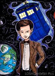 Doctor Who by LOSHComixfan