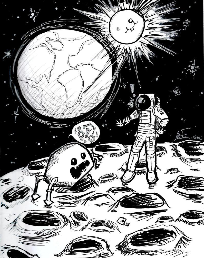 Astronautical by LOSHComixfan
