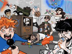 Draw the Squad - Portal