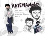 Deviating Path: Rattmann by LOSHComixfan