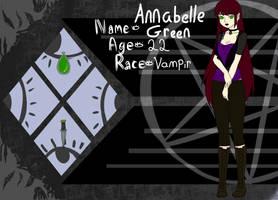 Annabelle Green :DeGeBroken: App