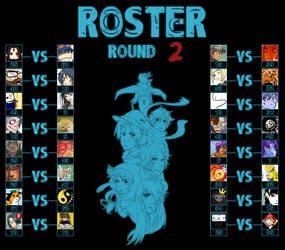 Round 2 Match-Ups