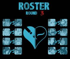 Round 3 Match-Ups