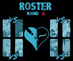 Round 4 Match-Ups