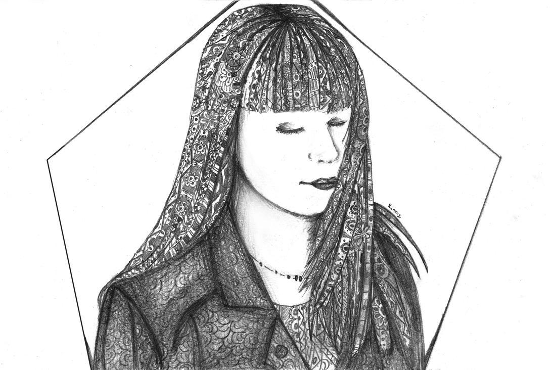 Amazing girl by Runney