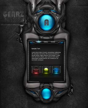 Gearz Interface wip