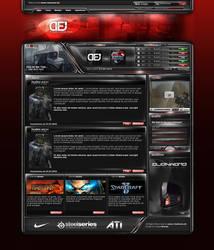 Reddark Clandesign by simonohm