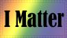I Matter Stamp by Huskylover96