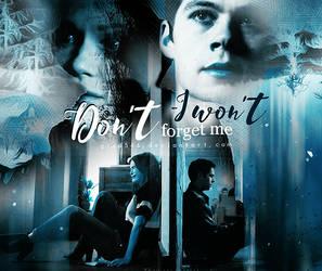 -Don't forget me +I won't   STYDIA