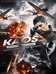 KAOS Movie Poster by glsd546