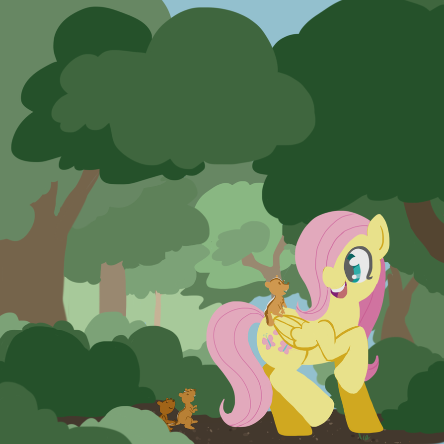 A Waltz Through the Woods by Coggler