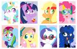 Summer Ponies