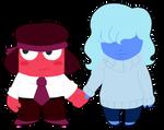 Ragey and Sadphire