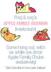 Apple Family Reunion Stream! Now!