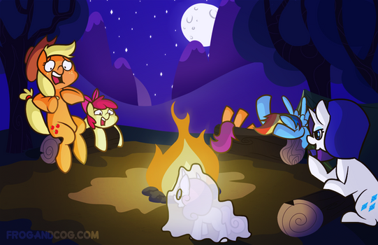 Gathered 'Round the Campfire