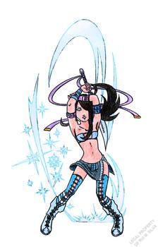SC Sword Dance Frost Lacryma