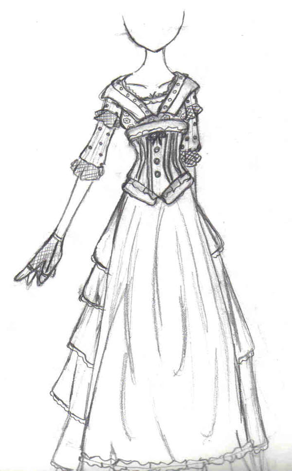 Design Dress Mrs Lovett s Dress Design by