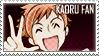 Ouran Kaoru Stamp by erjanks