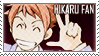 Ouran Hikaru Stamp