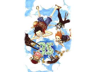 One Piece wallpaper 2 by erjanks