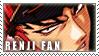 Bleach Renji Stamp by erjanks