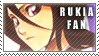 Bleach Rukia Stamp by erjanks