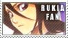 Bleach Rukia Stamp by erjanks