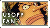 One Piece Usopp Stamp by erjanks