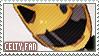 Durarara Celty Stamp