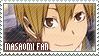 Durarara Masaomi Stamp by erjanks