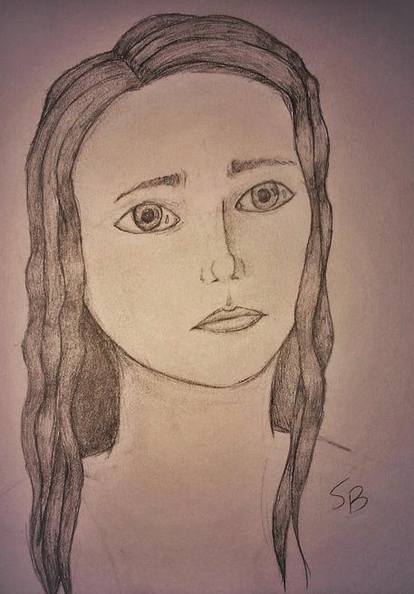 Portrait by LittleStuffs