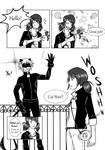ML Comic: Lovely (Marinette x Cat Noir) Page 1