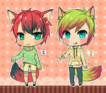 Kemonomimi AUCTION [CLOSED]