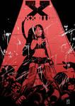 X23 as Sasha Grey