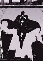 Batman and Superman by KennyRuiz