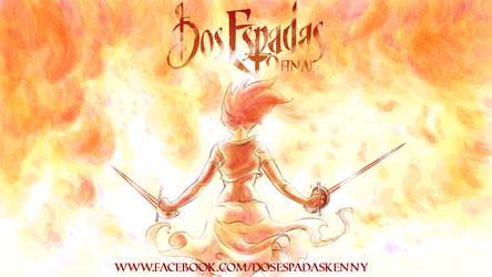 Dos Espadas Final by KennyRuiz