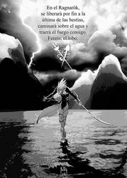 Fenris, The wolf released by KennyRuiz
