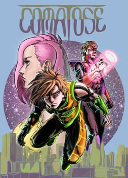 Comatose Volume 1 cover