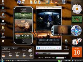 My Desktop July 2007