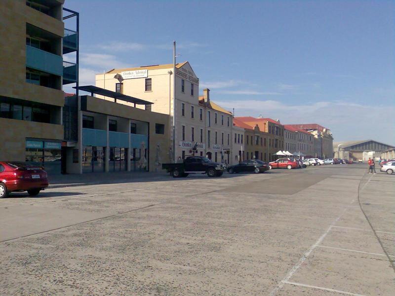 Empty Street 1 by timmy64stock