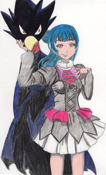 A Fallen Angel and Her Summoned Hero