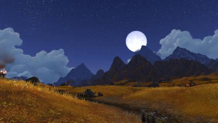 Moon's on Kun-Lai Summit