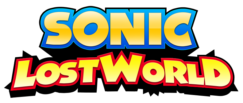 Sonic Lost World Logo Remade by NuryRush